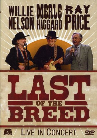 Last of the Breed - Live in Concert (Willie