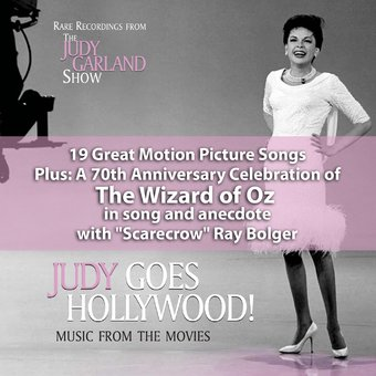 Judy Goes Hollywood! Music from the Movies