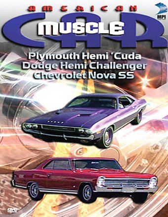 Cars - American Muscle Car: Plymouth Hemi Cuda /