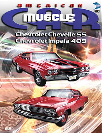 American Muscle Car - Chevrolet Chevelle SS and
