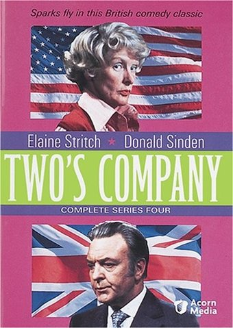 Two's Company - Complete Series 4