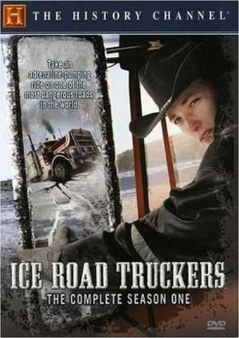 Ice Road Truckers - Complete Season 1 (3-DVD)