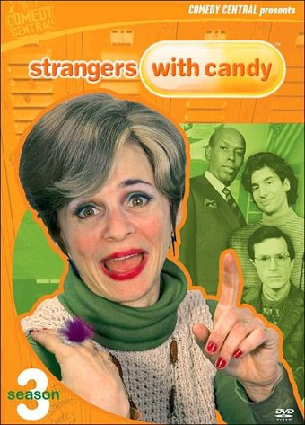Strangers with Candy - Season 3 (2-DVD)
