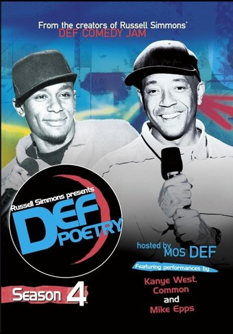 Russell Simmons Presents Def Poetry - Season 4