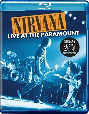 Nirvana: Live at the Paramount (Blu-ray)