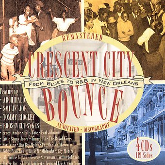 Crescent City Bounce (4-CD)