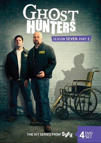 Ghost Hunters - Season 7, Part 1 (4-DVD)