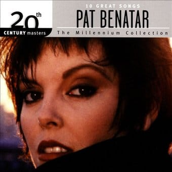 pat benatar 20th century masters millennium collection cd 2014 capitol oldies