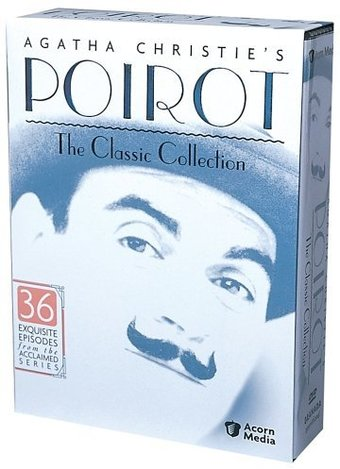Agatha Christie's Poirot - Classic Collection 1