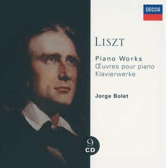 Piano Works [9 CD Box Set]
