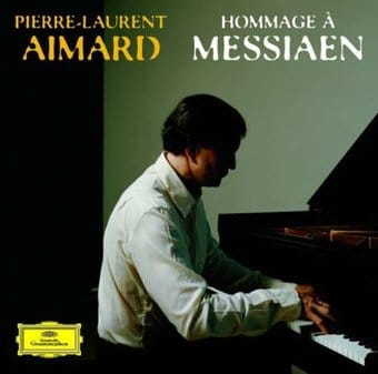 Hommage a Messiaen: 8 Preludes; Selection from: