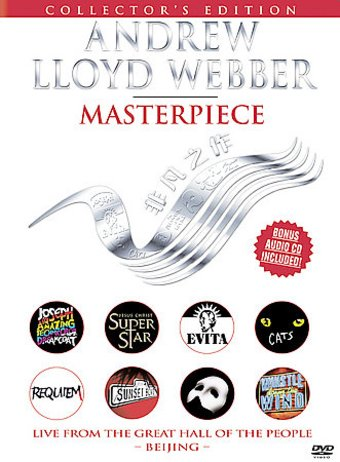 Andrew Lloyd - The Best of Andrew Lloyd Webber: