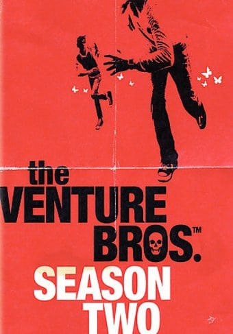 Venture Bros. - Season 1 & 2 (4-DVD)