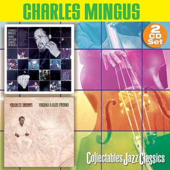 Three Or Four Shades of Blue / Cumbia & Jazz