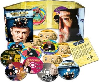 George Carlin - All My Stuff (14-DVD)