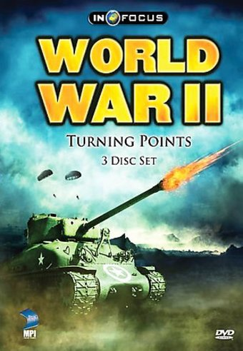 Infocus - World War II: Turning Points (3-DVD)