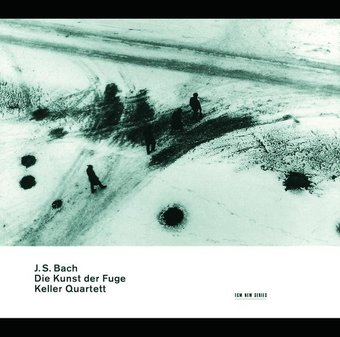 Bach: Die Kunst der Fuge (Art of the Fugue)