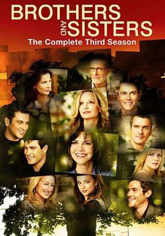 Brothers and Sisters - Complete 3rd Season (6-DVD)
