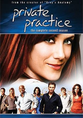 Private Practice - Complete 2nd Season (6-DVD)