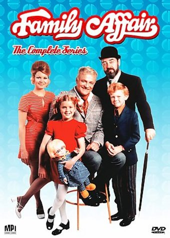 Family Affair - Complete Series (24-DVD)