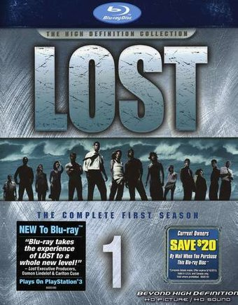 Lost - Complete 1st Season (Blu-ray)
