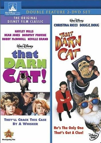 That Darn Cat - 2 Movie Collection (2-DVD)