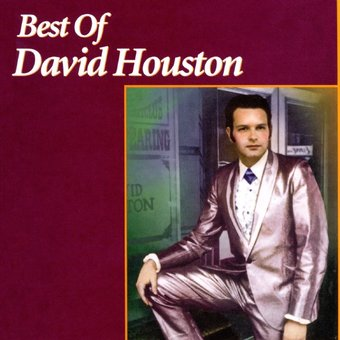 The Best of David Houston [Curb]