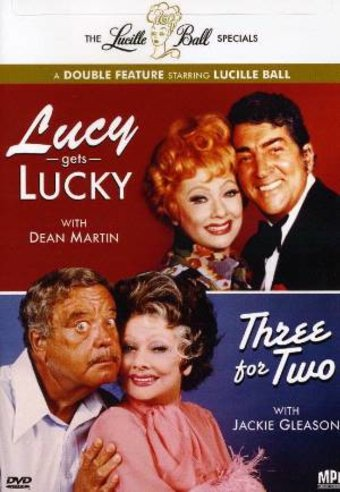 Lucille Ball - Lucy Gets Lucky / Three for Two