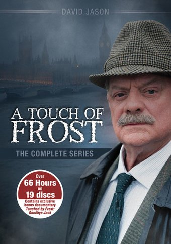 Touch of Frost - Complete Series (19-DVD)