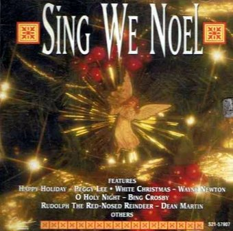 Sing We Noel Cd 1992 Capitol Special Products Oldies Com
