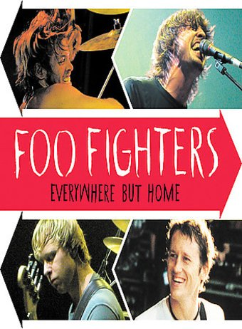 Foo Fighters - Everywhere But Home (Jewel Case)