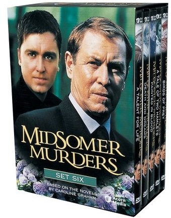 Midsomer Murders - Set 6 (5-DVD)