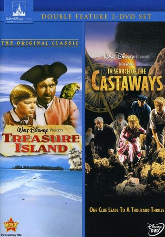 Treasure Island / In Search Of the Castaways