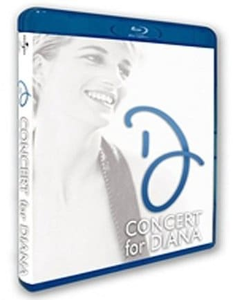 Concert For Diana (Blu-ray)