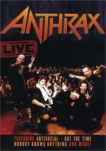 Anthrax - Live