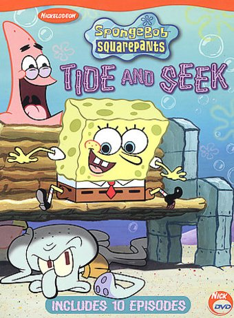 Spongebob Squarepants - Tide and Seek