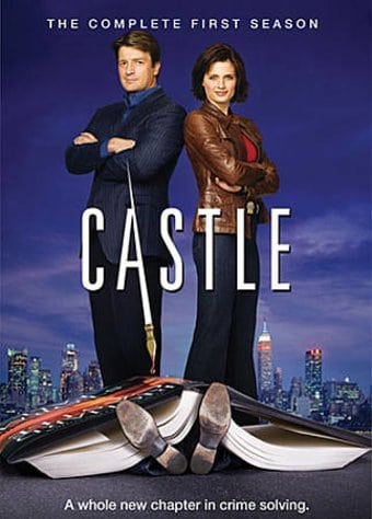 Castle - Complete 1st Season (3-DVD)