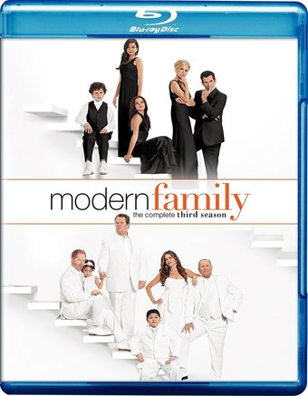 Modern Family - Complete 3rd Season (Blu-ray)
