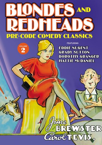 Blondes and Redheads: Lost Comedy Classics,