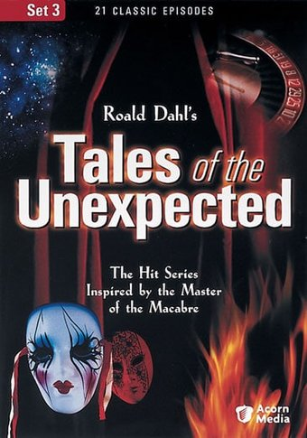 Tales of the Unexpected - Set 3 (3-DVD)