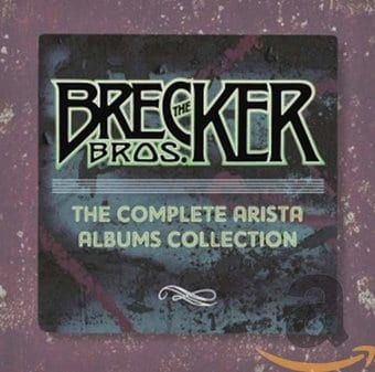 Complete Arista Albums Collection (8-CD)