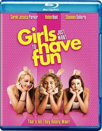 Girls Just Want to Have Fun (Blu-ray)