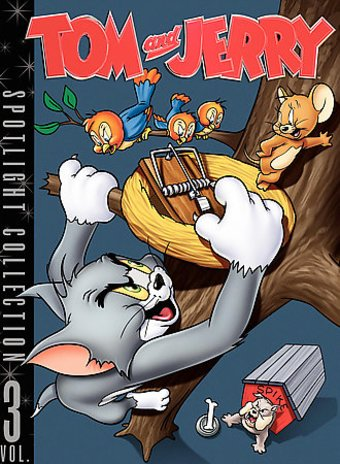 Tom and Jerry - Spotlight Collection - Volume 3