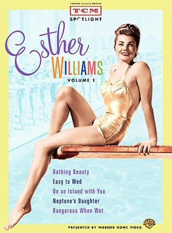 Esther Williams - TCM Spotlight, Volume 1