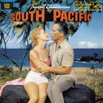 South Pacific [Original Soundtrack]