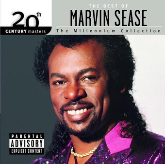 The Best of Marvin Sease - 20th Century Masters /