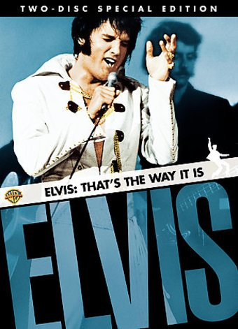 Elvis Presley -That's the Way It Is (2-DVD