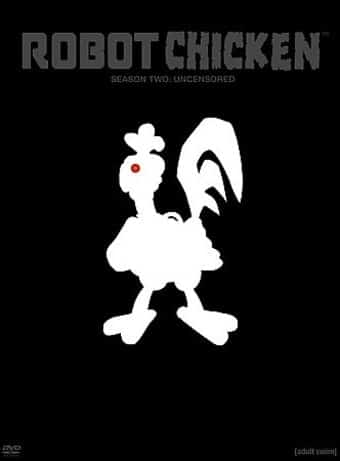 Robot Chicken - Season 2 (2-DVD)