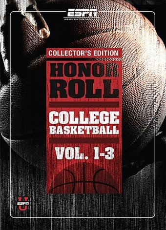 Honor Roll: College Basketball Box Set (3-DVD)