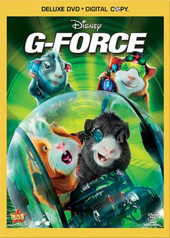 G-Force (Deluxe Edition, Includes Digital Copy)